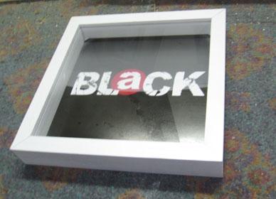 מסגרת קופסא מסגרת טלויזיה